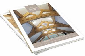 Sackville Oak Frame Brochures