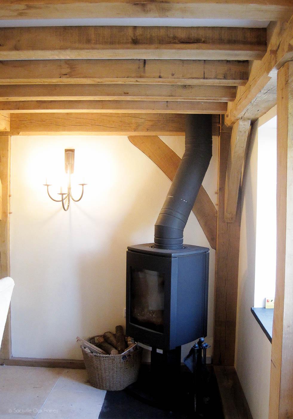 Sackville Oak Frames - Oak Framed Houses and New Builds