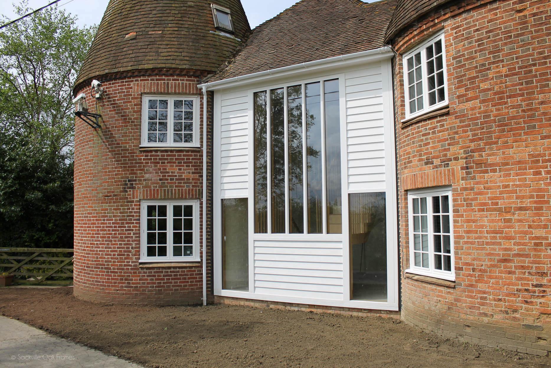 Sackville Oak Frames - Oak Framed Buildings