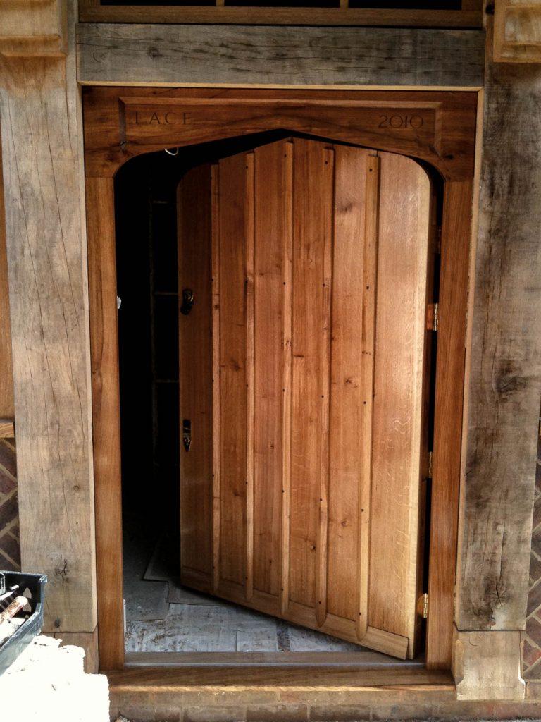 Sackville Oak Frames - Oak Framed Buildings - Joinery